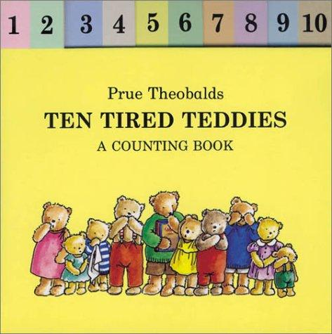 Ten Tired Teddies