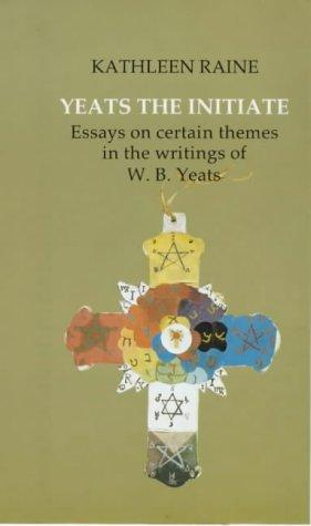 Download Yeats the initiate