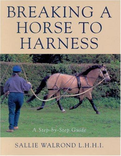 Download Breaking a Horse to Harness