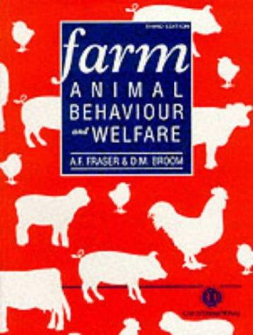 Download Farm Animal Behaviour and Welfare