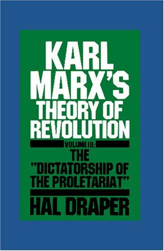 Karl Marx's theory of revolution