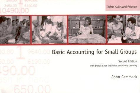 Download Basic Accounting for Small Groups
