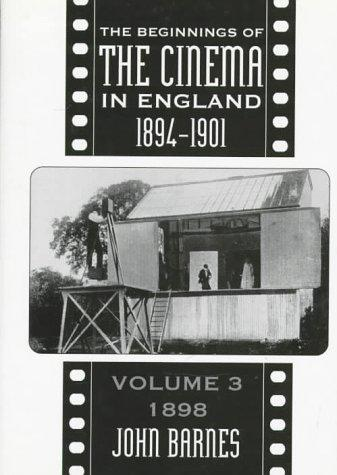 Download The Beginnings of the Cinema in England 1894-1901