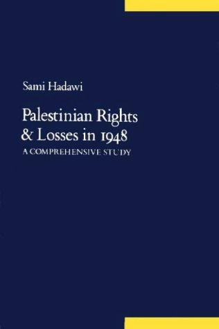 Palestinian rights and losses in 1948