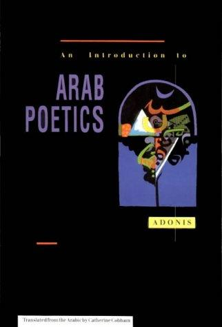 Download An Introduction to Arab Poetics