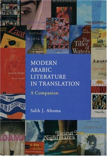 Download Modern Arabic Literature in Translation