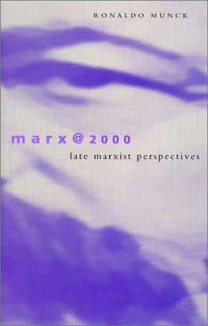 Download Marx @2000