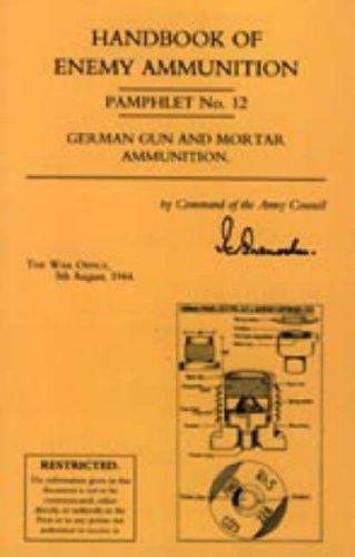Download Handbook of Enemy Ammunition