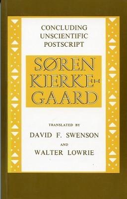 Download Kierkegaard's Concluding unscientific postscript
