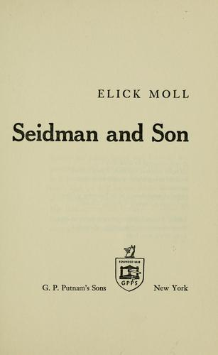 Seidman and Son.