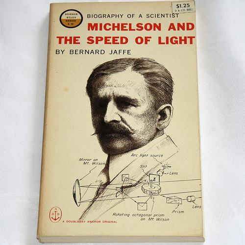 Download Michelson and the speed of light.