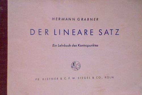 Download Der lineare Satz