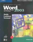 Microsoft Office Word 2003
