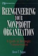 Download Reengineering your non profit organization