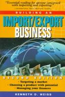 Download Building an import/export business