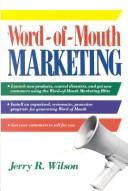 Download Word-of-mouth marketing