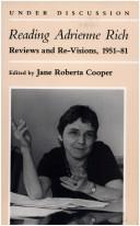 Download Reading Adrienne Rich