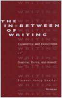 Download The in-between of writing