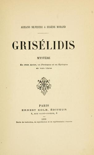 Download Grisélidis