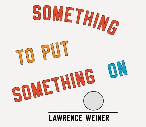 Download Lawrence Weiner