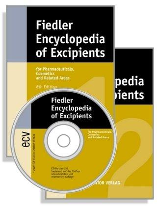 Fiedler Encyclopedia of Excipients