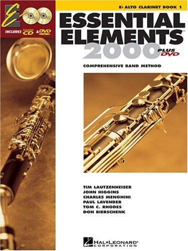 Download Essential Elements 2000, Book 1 Plus DVD