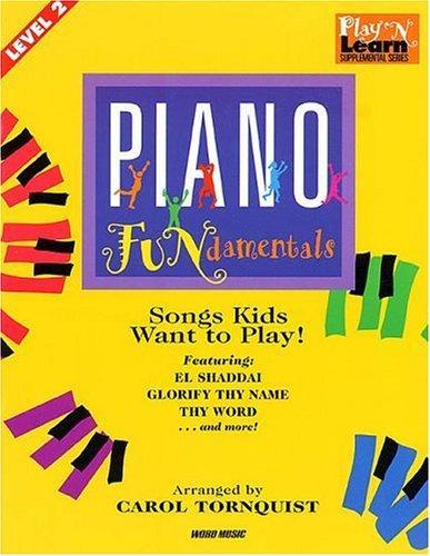 Download Piano FUNdamentals