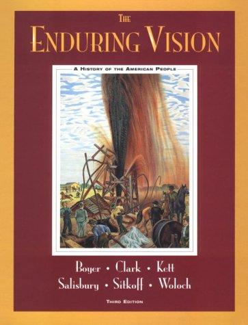 Download The Enduring Vision: A History of the American People
