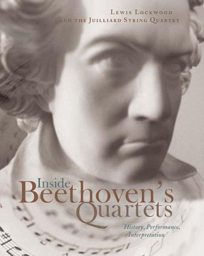 Download Inside Beethoven's Quartets