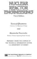 Download Nuclear reactor engineering