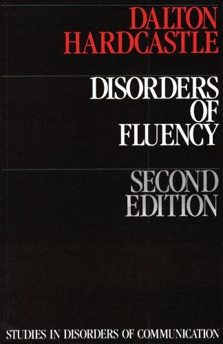 Download Disorders of Fluency