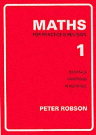 Download Maths for Practice and Revision