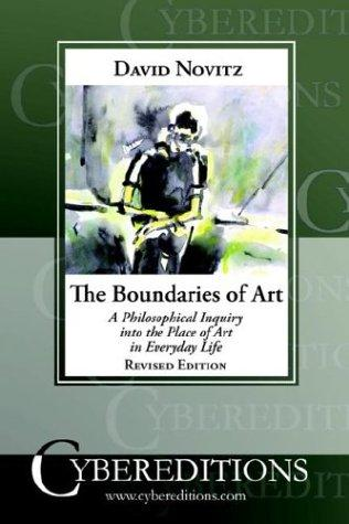 Download The Boundaries of Art