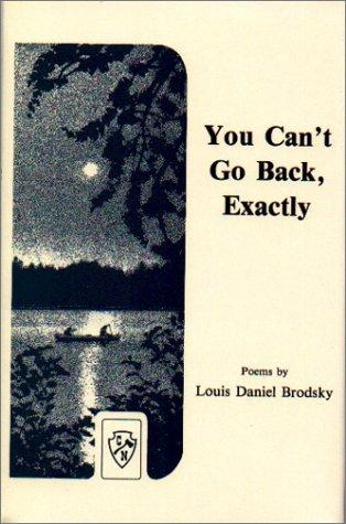 Download You Can't Go Back, Exactly