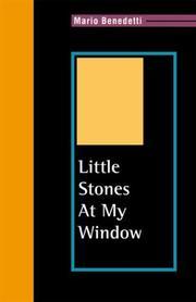 Little stones at my window =