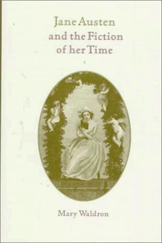 Download Jane Austen and the fiction of her time