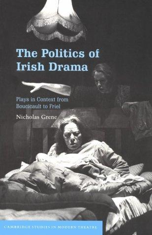 Download The politics of Irish drama