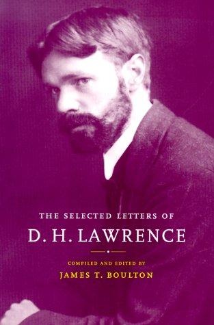 Download The Selected Letters of D.H. Lawrence