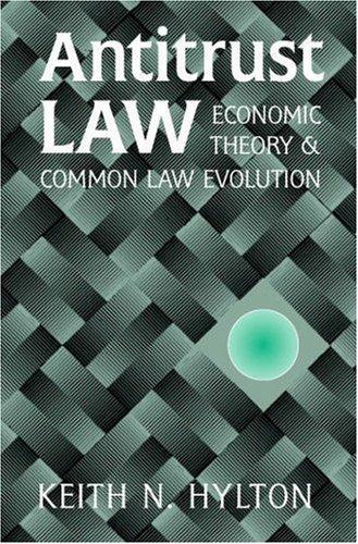 Download Antitrust Law
