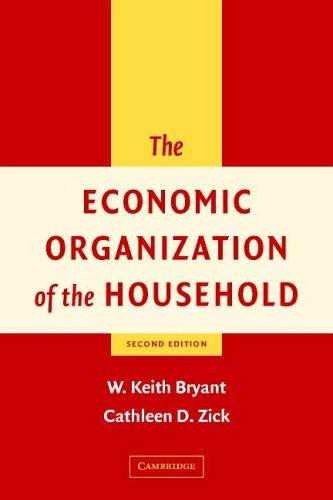 Download The economic organization of the household