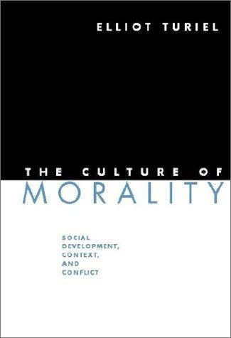 Download The Culture of Morality
