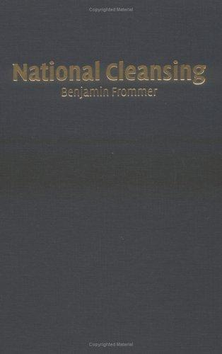 Download National Cleansing