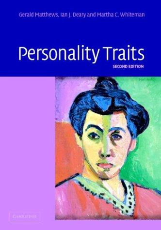 Download Personality traits