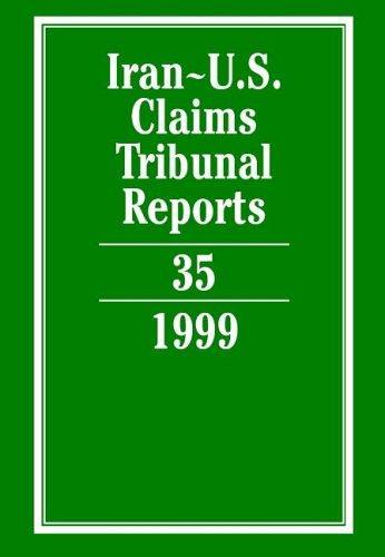Download Iran-U.S. Claims Tribunal Reports