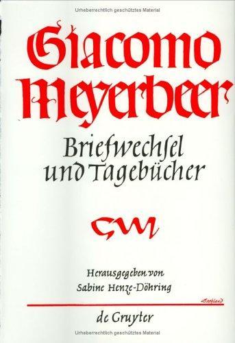 Download Briefwechsel Und Tagebucher