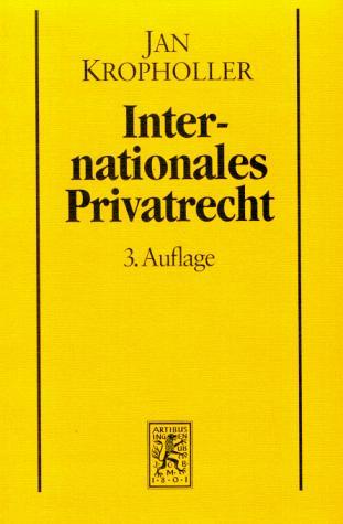 Download Internationales Privatrecht