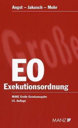 Exekutionsordnung