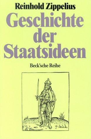 Geschichte Der Staatsideen