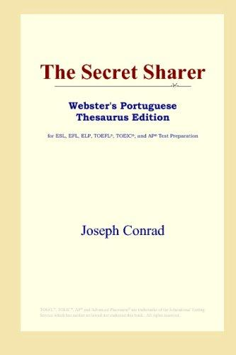 Download The Secret Sharer (Webster's Portuguese Thesaurus Edition)