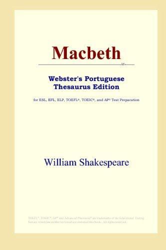 Macbeth (Webster's Portuguese Thesaurus Edition)